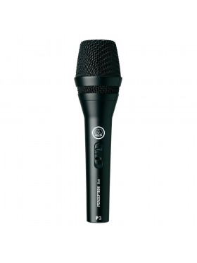 AKG P3S Pro Audio Dynamic Microphone