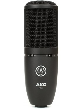 AKG Perception P120 Cardioid Condenser Studio Microphone