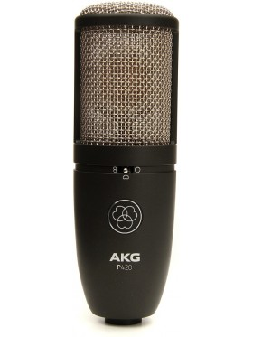 AKG P420 Perception High-Performance Multi-Pattern Condenser Microphone