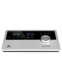 Apogee Quartet for Mac and iOS Audio Interface