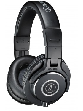 Audio-Technica ATH-M40x Professional Headphones - Closed