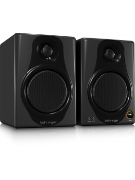 Behringer MEDIA 40USB - 150W USB Studio Monitor Speakers