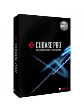 Steinberg Cubase Pro 9 Music Production Software