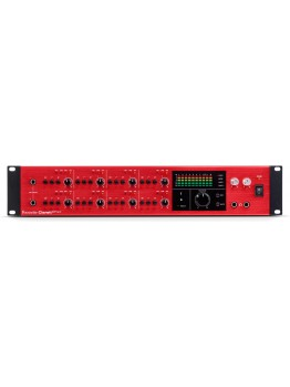 Focusrite Clarett 8Pre X  Audio Interface 24-bit/192kHz with Thunderbolt Connectivity