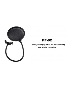ICON-Global POP FILTER PF-02
