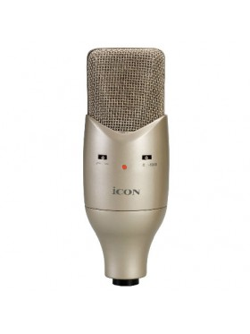 ICON-Global M2 - Large Diaphragm Studio Condenser Microphone