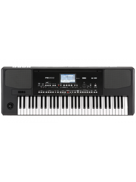 Korg Announces 61-key Pa300 Professional Arranger