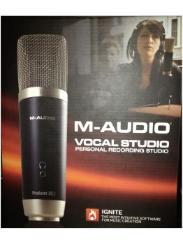 M-Audio Vocal Studio USB Microphone