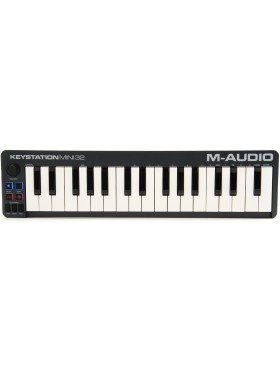 M-Audio Keystation Mini 32 USB Keyboard