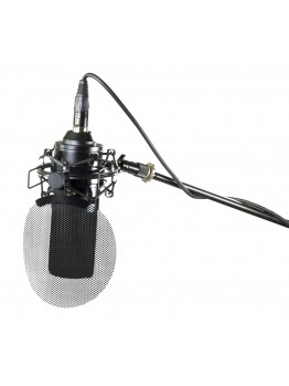 MXL 770X Multi-Pattern Vocal Condenser Microphone Package