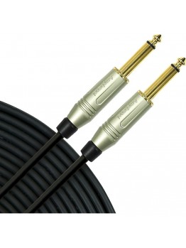 "Mogami Silver Series 1/4"" Instrument Cable  25 ft."