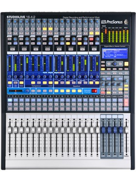 Presonus StudioLive 16.4.2 Firewire Audio Interface & Live Digital Mixer
