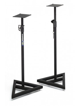 Samson MS200 - Heavy-Duty Studio Monitor Stands