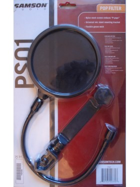 SAMSON POP FILTER PS01