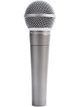 Shure SM58 - 50th Anniversary Limited Edition Microphone