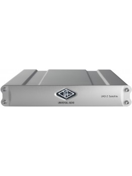 Universal Audio UAD-2 Satellite - DUO Core - FireWire - DSP