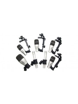 Samson 7Kit - 7 Piece Drum Mic Kit