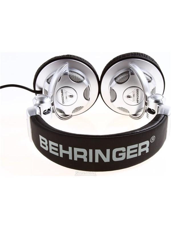 d8ffbbfa14d Behringer HPX2000 Headphones High-Definition DJ Headphones - Music ...