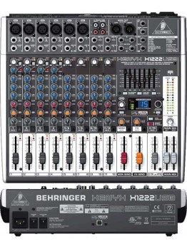 Mixer and Recorders - Music Guide Pakistan
